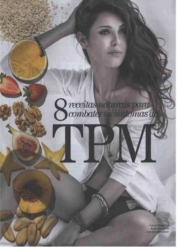 8 Alimentos para combater a TPM