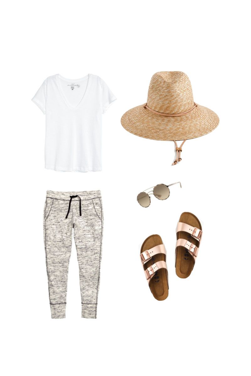 Travel Light, pack for Summer Camp. 16 items, 10 outfits ...