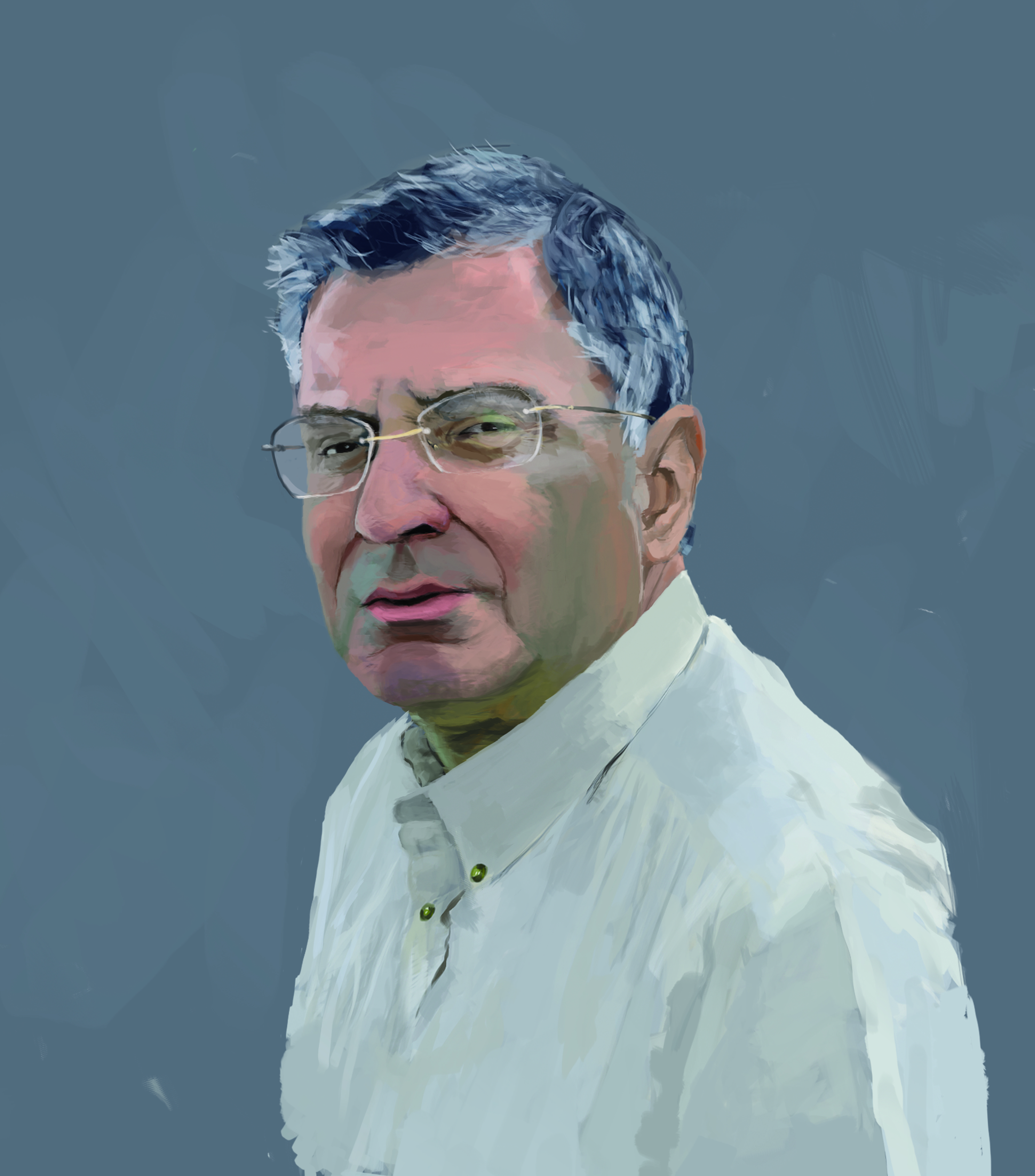 retrato Antonio Narbona