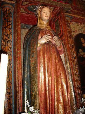 Virgen en Cinta (Osuna-Sevilla)