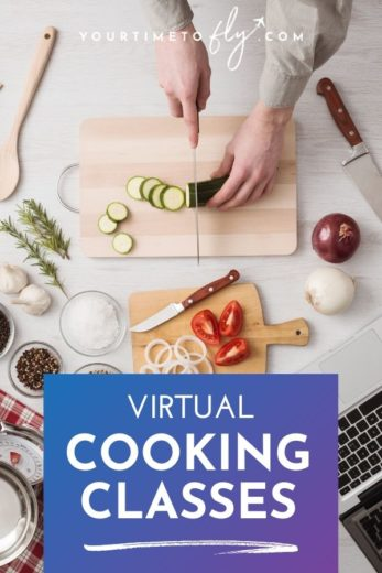 20 Virtual Cooking Classes That Make Cooking At Home Fun Again Cooking Classes Cooking Class Kitchen Cooking