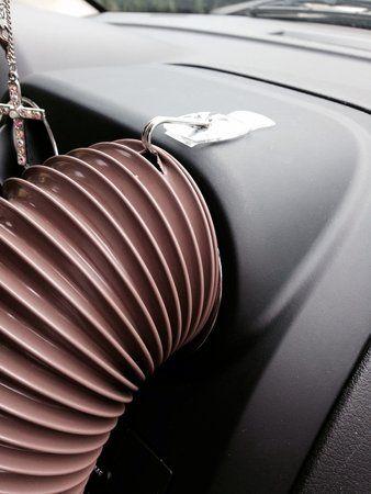 Diy Backseat Ac Extension Hose Diy Air Conditioner Diy Baby Stuff Diy
