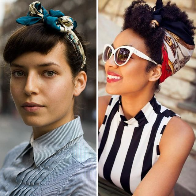 Hair Ing Ideas For Wearing Head Wraps And Scarves