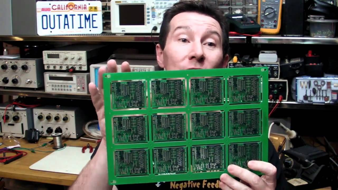 Eevblog 127 Pcb Design For Manufacture Tutorial Part 1 Work The Circuit I Use To Create A Variable Frequencygenerator