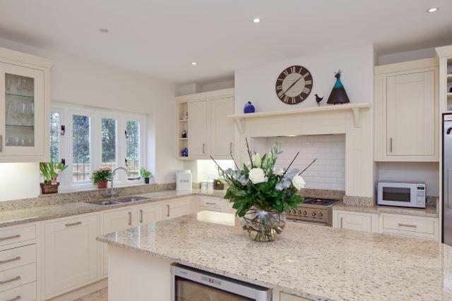 Traditional Style Shaker Kitchen In Cookham Dean  Luxury Kitchens Alluring Luxury Kitchen Designers Design Inspiration