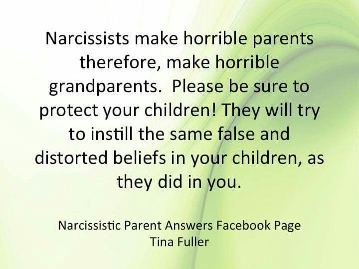 Bad grandparents | Narcissist, Narcissist father ...