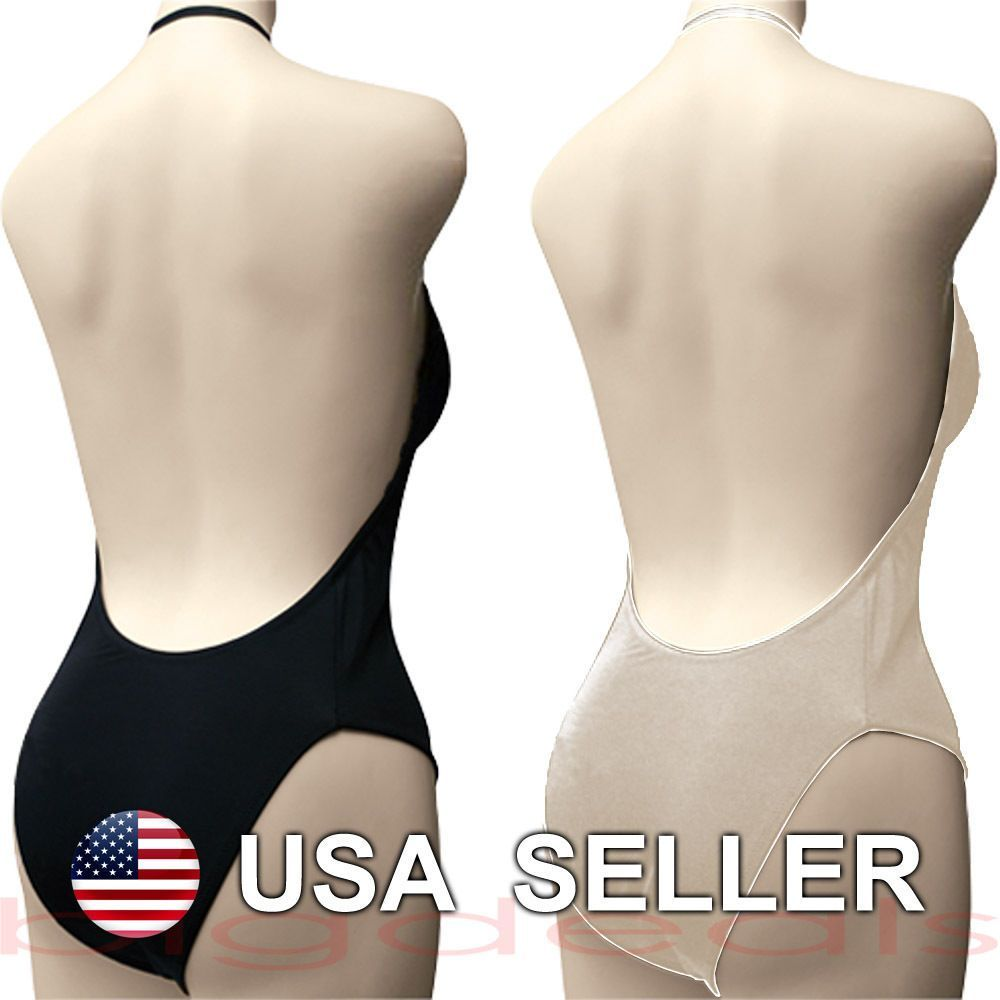 d9662dc54d Backless Full Body Shaper Bikini Convertible Seamless Low Back Max Cleavage  9008