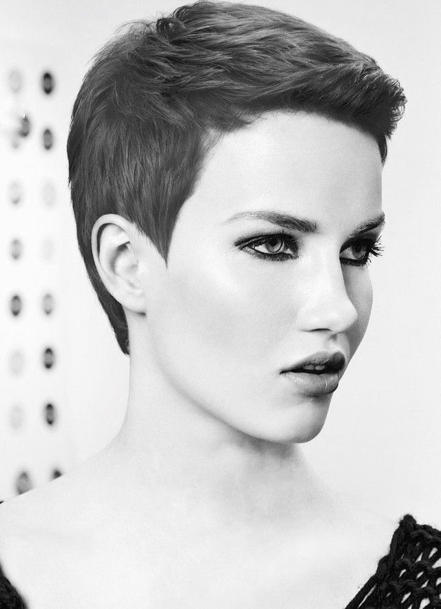 Spiked Up Pixie Hair Pinterest Pixies Haircuts And Short Hair