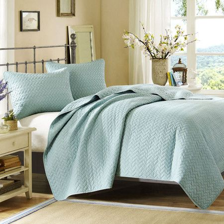 Garden View Coverlet Set Coverlet Set Jla Home Stylish Beds