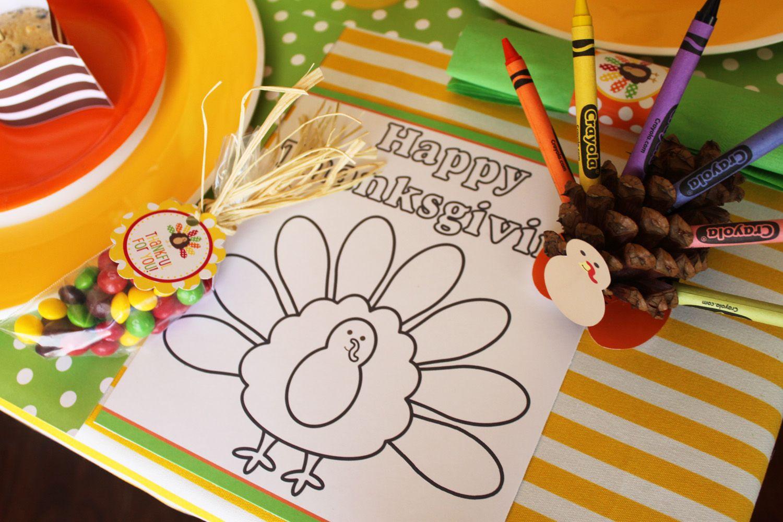 Tutorial Mayflower Muffin Wrap And Pinecone Turkey Crayon