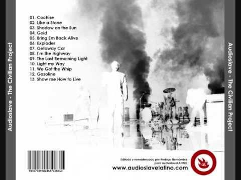Audioslave Bring Em Back Alive Civilian Project Demo With