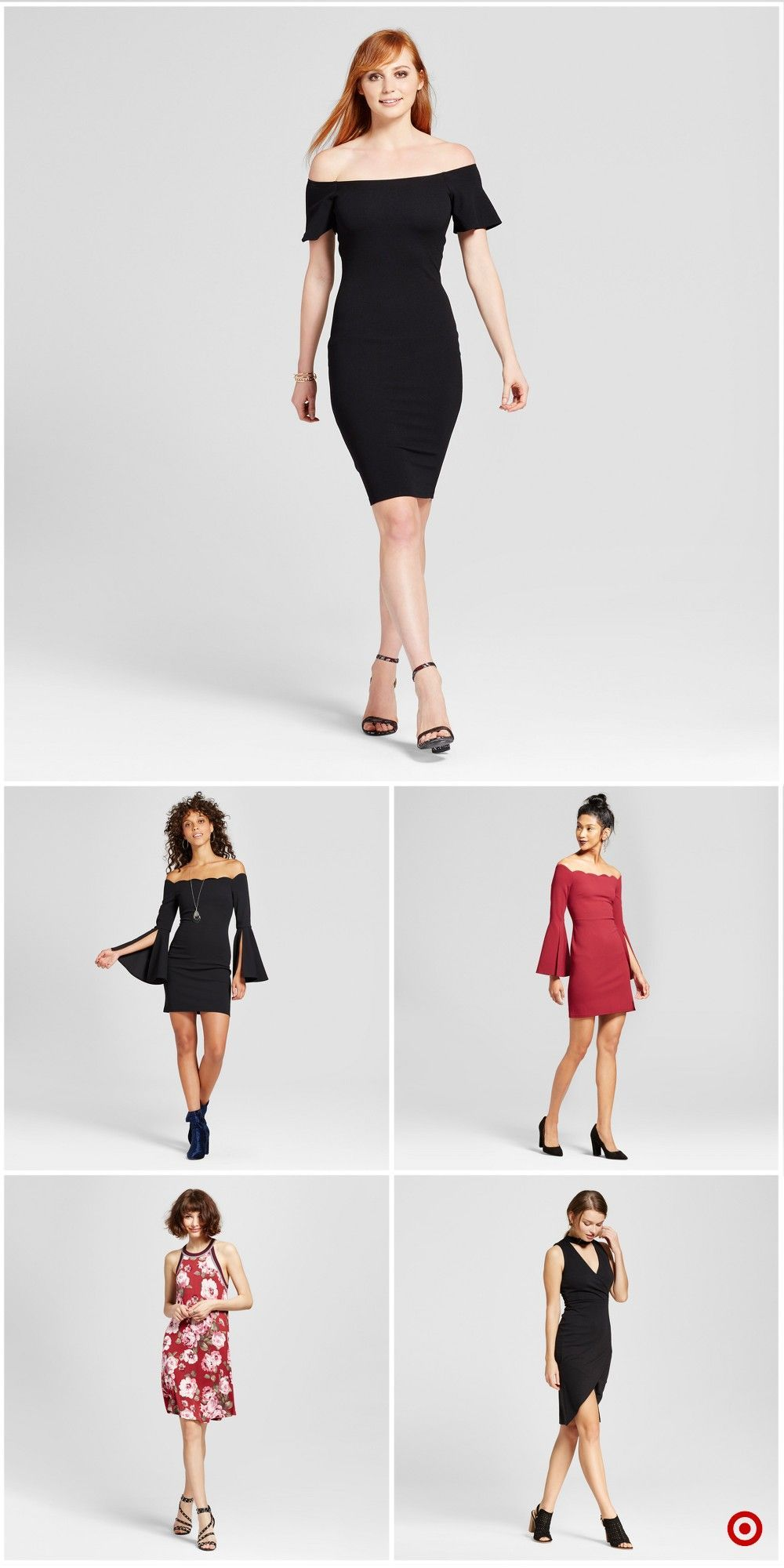Shop Target For Body Con Dresses You Will Love At Great
