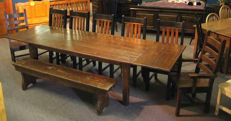 American Classic Ten Foot Table Dinning Room Tables Dining Room