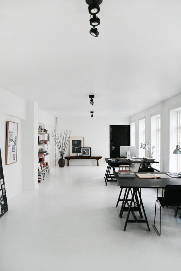 Harmonie scandinave PLANETE DECO a homes world Workspace