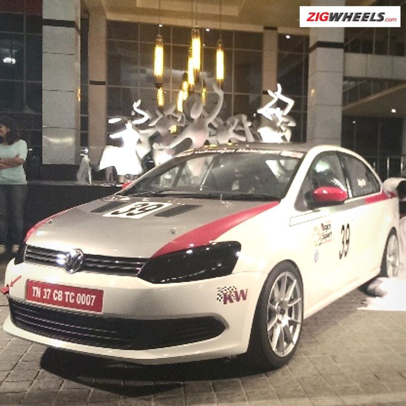 Photo of Introducing Volkswagen Vento super saloon! Tiger Sports has modified a Volkswage…