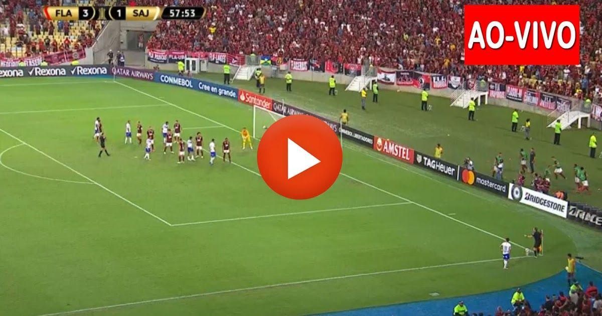 Flamengo x San Jose AO VIVO Rodada 4 Taça Libertadores