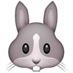 Single Animal Emojis Google Search Bunny Emoji Emoji Emoticons Emojis