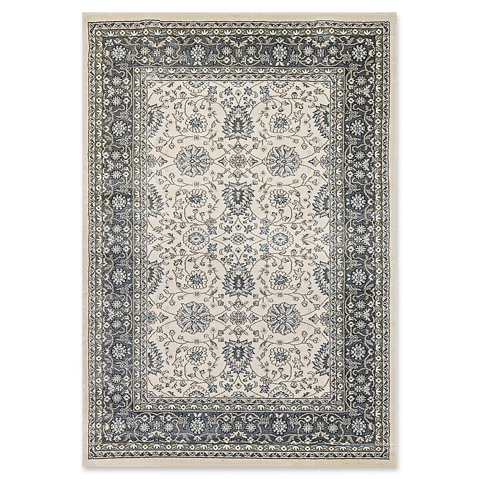 Dynamic Rugs Yazd Kashan 2 X 3 6 Area Rug In Ivory Grey Dynamic Rugs Beige Area Rugs Area Rugs