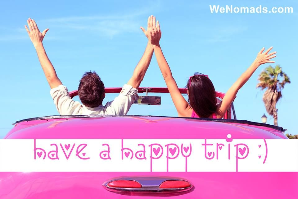 Have a happy trip #travelquotes motivational quotes ...