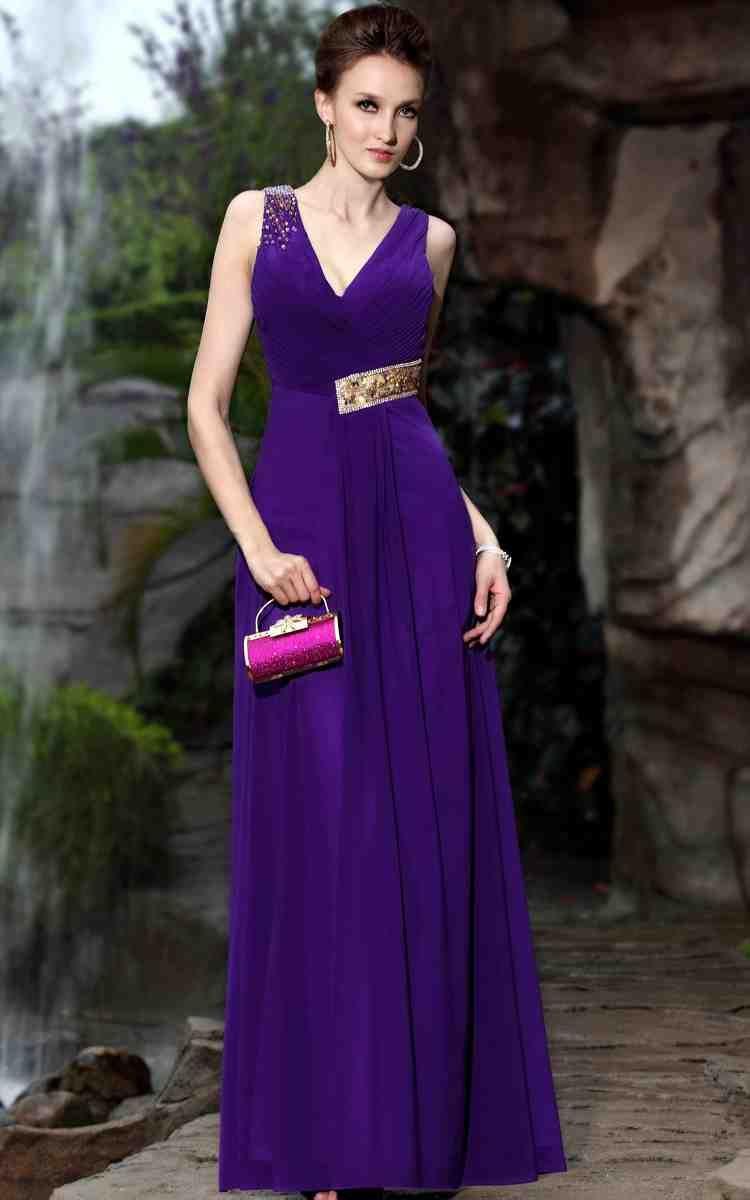 Bridesmaid Dresses In Purple | purple bridesmaid dresses | Pinterest