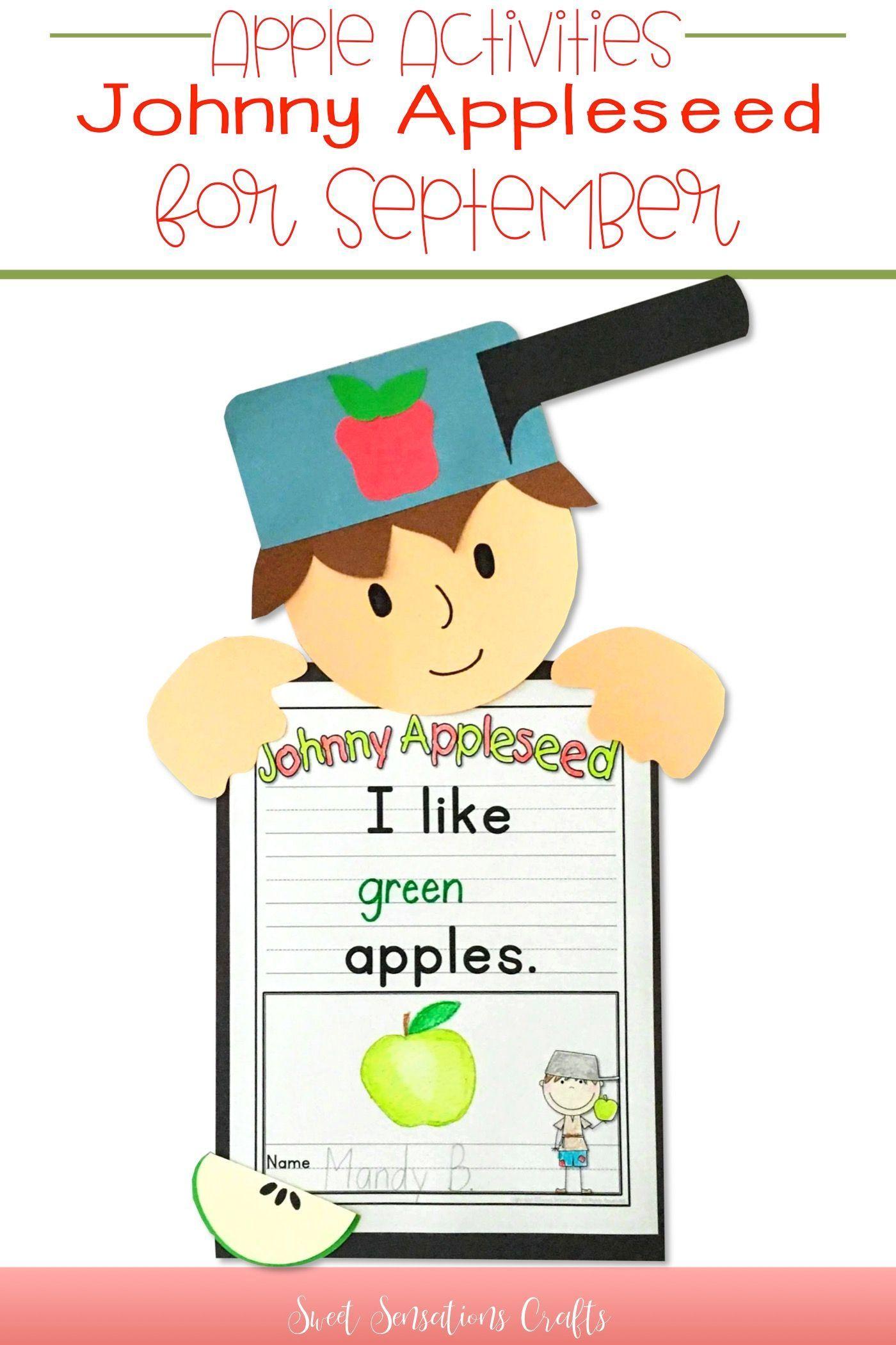 Apple Ideas For September In