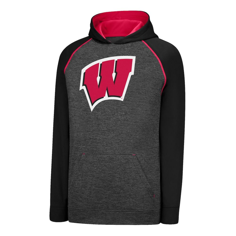 faf28176 Boys 8-20 Wisconsin Badgers Titan Hoodie in 2019 | Products ...