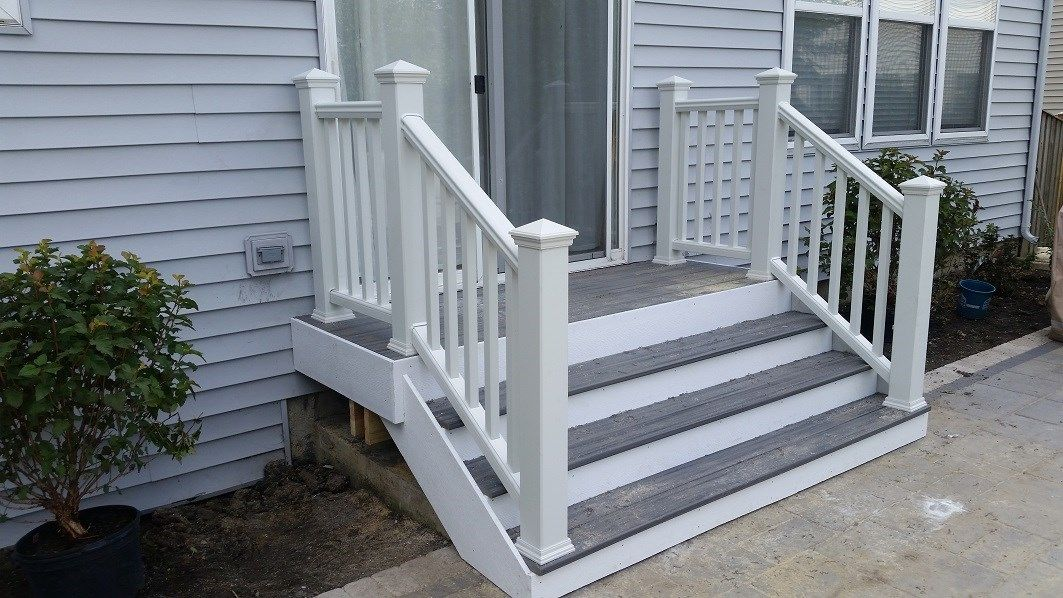 Best Decks Com Deck Idea Pictures Patio Stairs Trex Porch 400 x 300