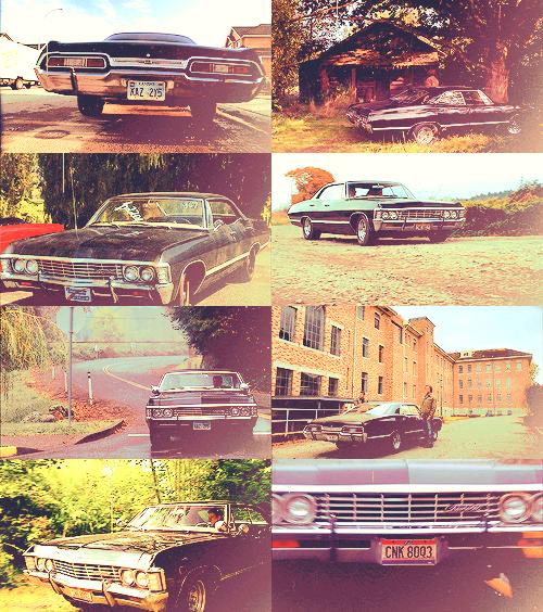 Supernatural: The impala