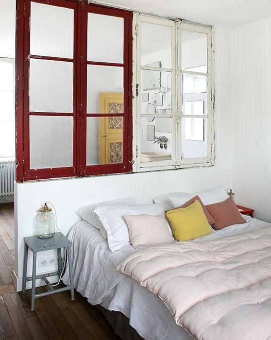 id e d co fabriquer sa propre verri re avec d 39 anciennes. Black Bedroom Furniture Sets. Home Design Ideas