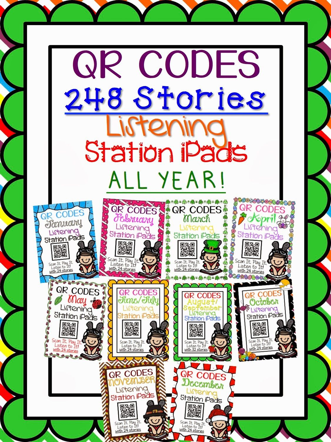 How To Use Qr Codes In Your Classroom