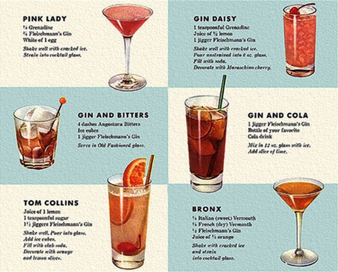 OLD FASHION COCKTAILS