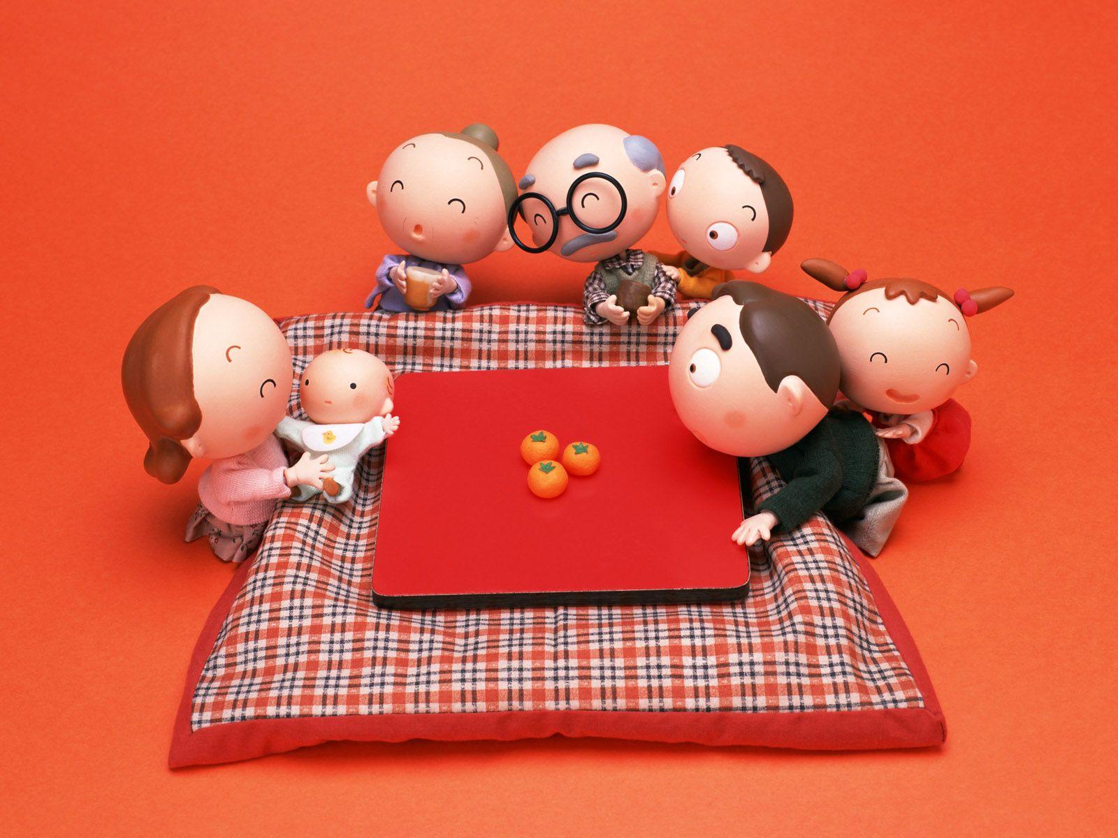 happy-family-happy-life-cute-cartoon-picture_00154071.jpg (1600×1200)