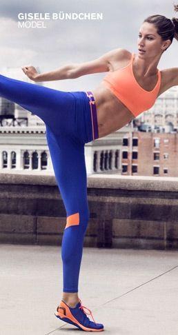 Gisele Bundchen's Outfits | Under Armour | US