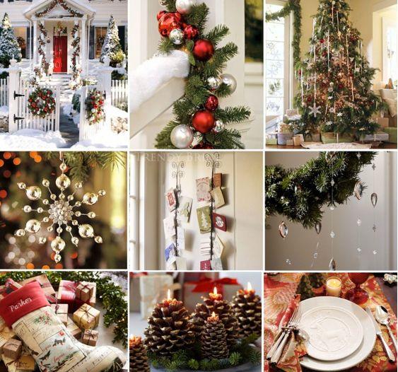 bright inspiration christmas home decor. christmas inspiration  Szukaj w Google Christmas Bo e