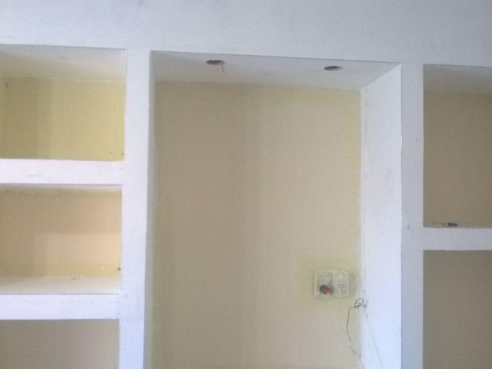 Como hacer mueble para TV de durlock DIY Corner