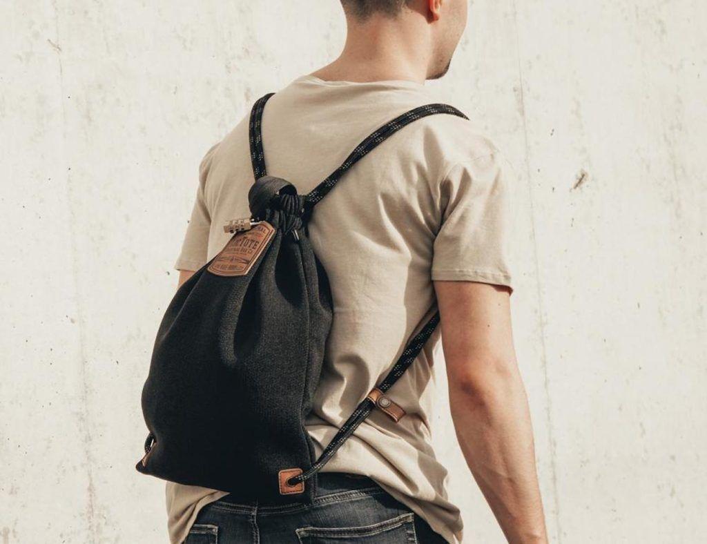 Loctote Flak Sack II Anti-Theft Drawstring Backpack  a75a1a2f4b95a