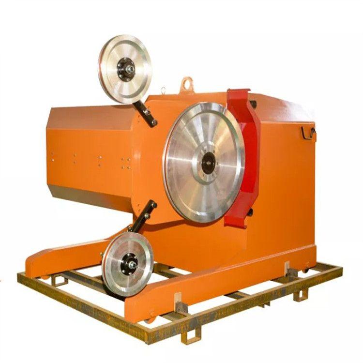 Diamond Wire Saw Block Stone Equipment In 2020 Simple Machines Saw Machine