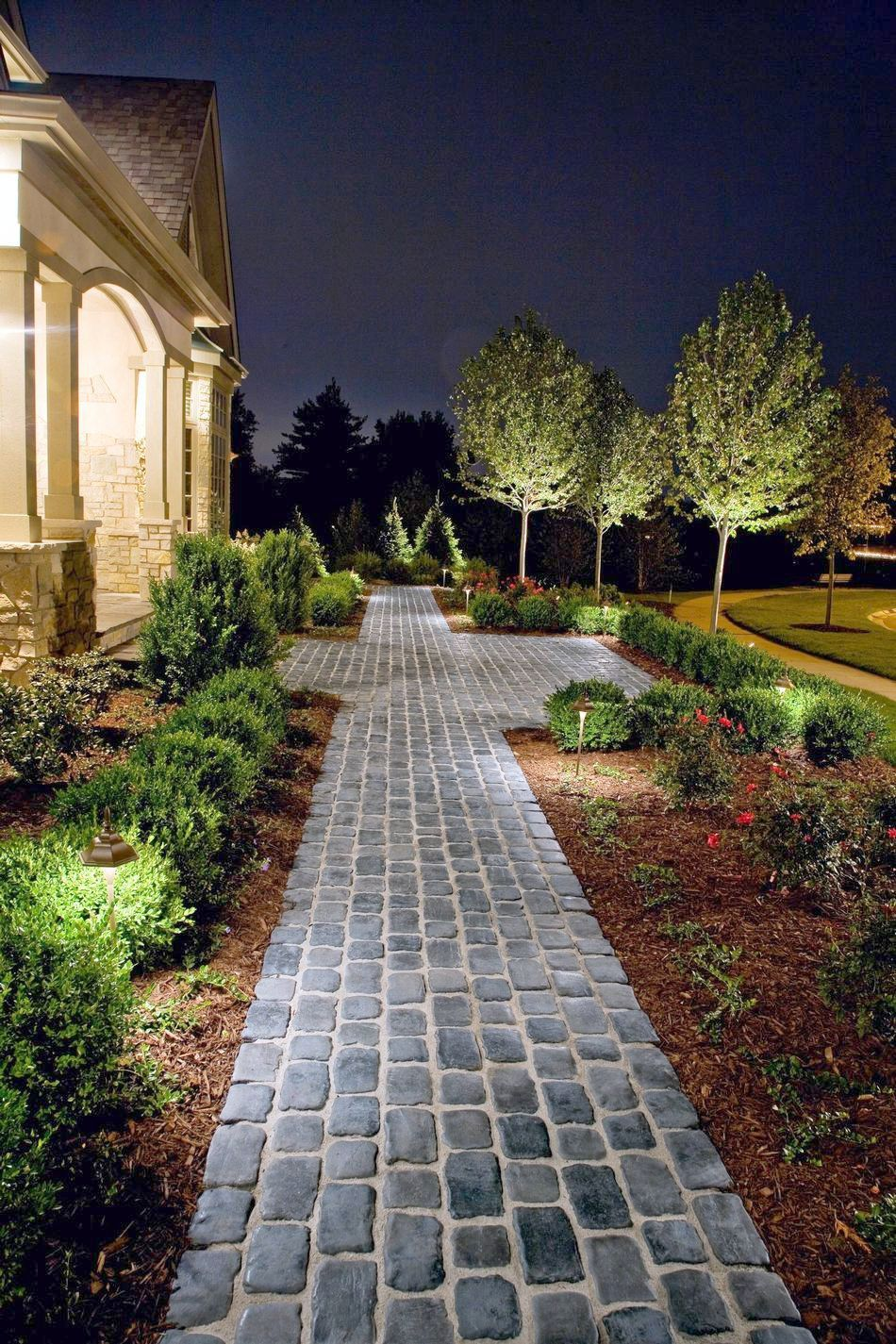 Landscape Lighting For Small Backyard Most Encore