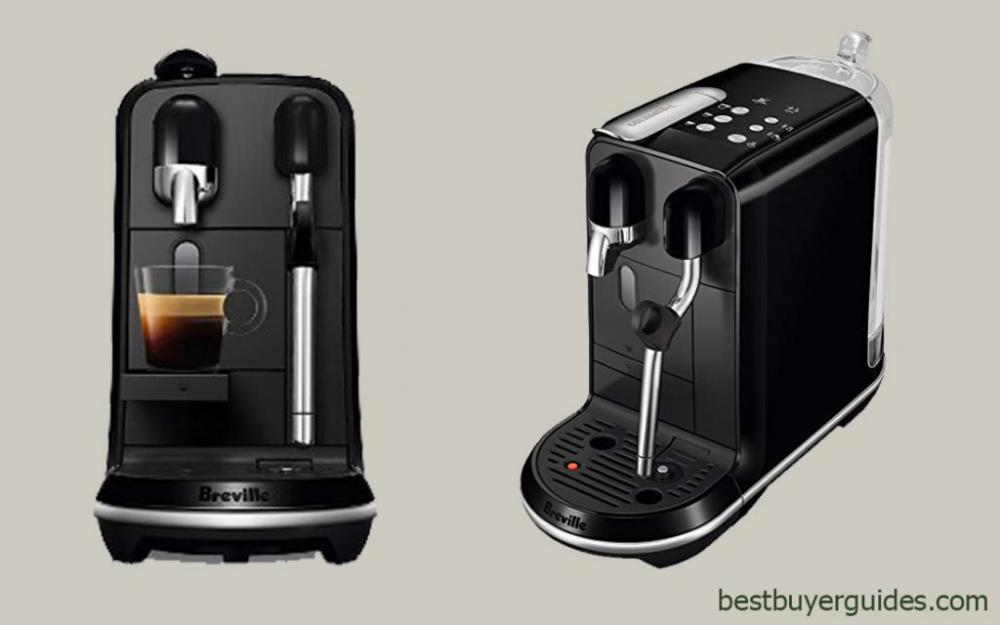 Top 10 Best Nespresso Machine For Latte (March 2020