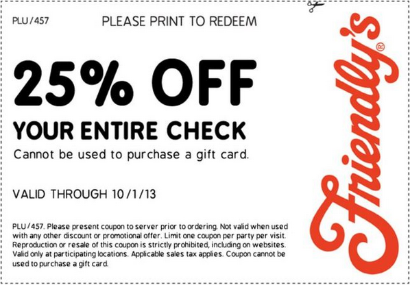 picture regarding Friendly's Ice Cream Coupons Printable Grocery named Cost-free Friendlys Coupon Codes Discount coupons(: Printable discount codes