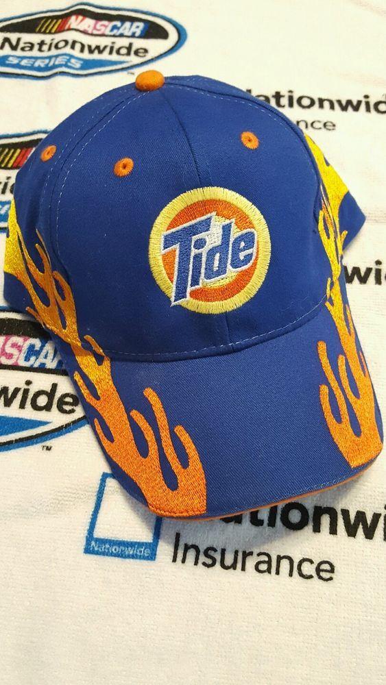 #32 ricky craven tride #vintage nascar hat flames from $3.99