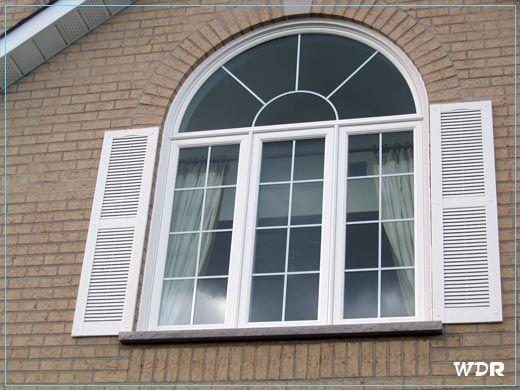 half circle window shopzilla window treatments half round windows curtain rods house. Black Bedroom Furniture Sets. Home Design Ideas