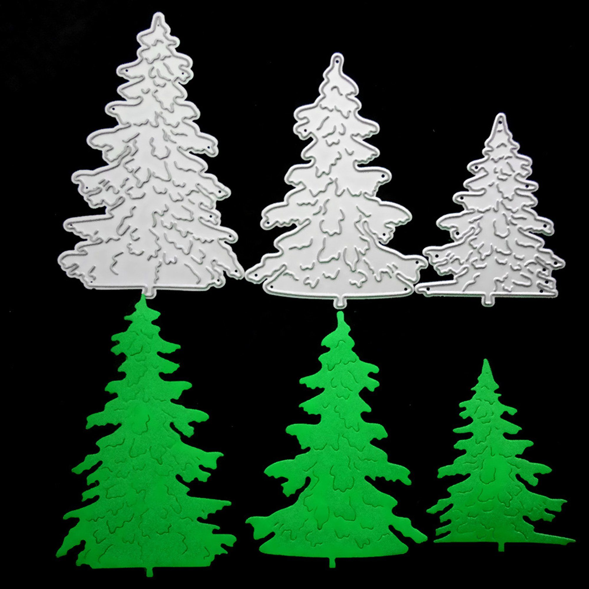 Tree house Metal cuttind die Craft stencil Fairy house Cardmaking Halloween DIY