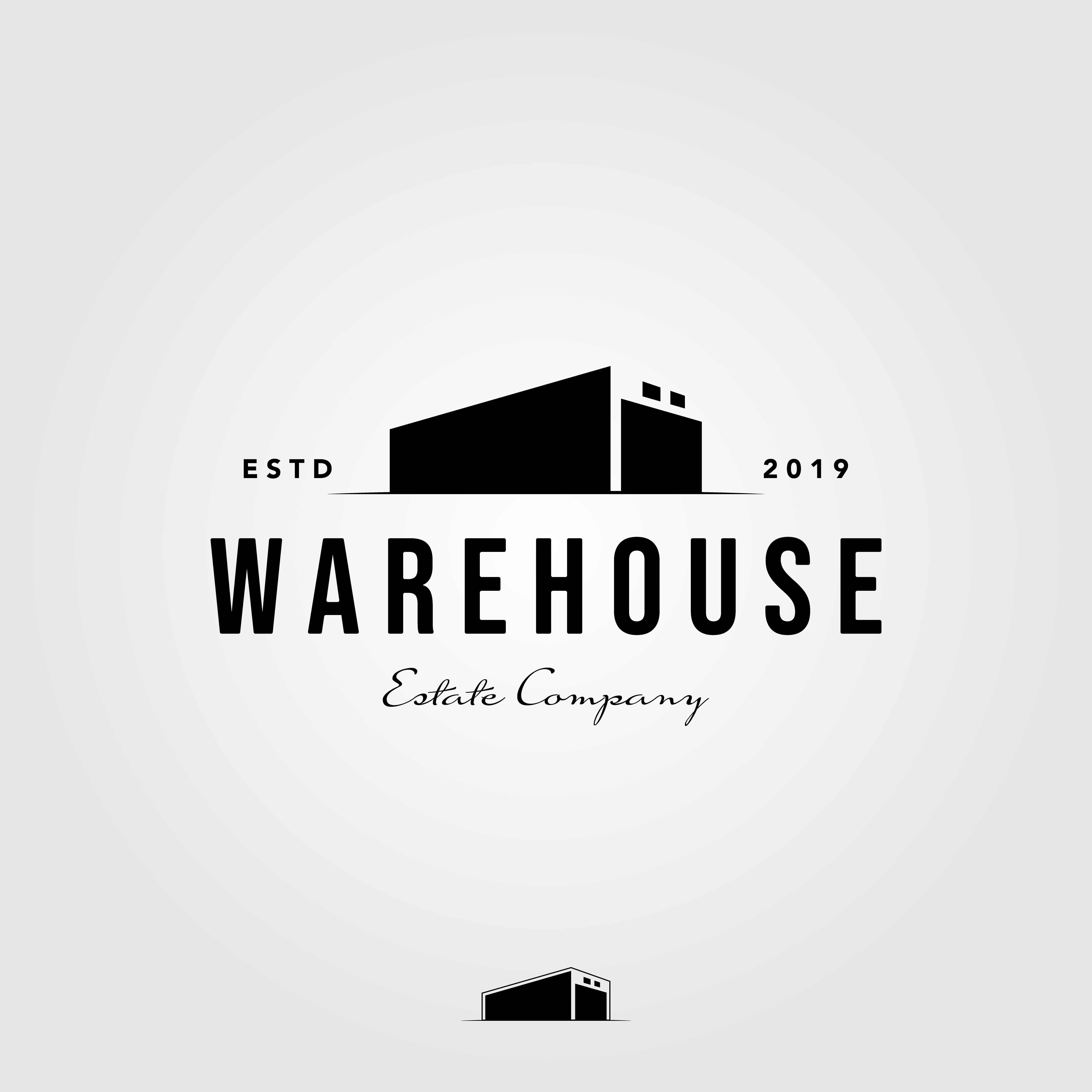 3d Perspective Warehouse Home Mortgage Architecture Hipster Vintage Logo Designs By Linimasa Architect Logo Vintage Logo Design Architecture Logo
