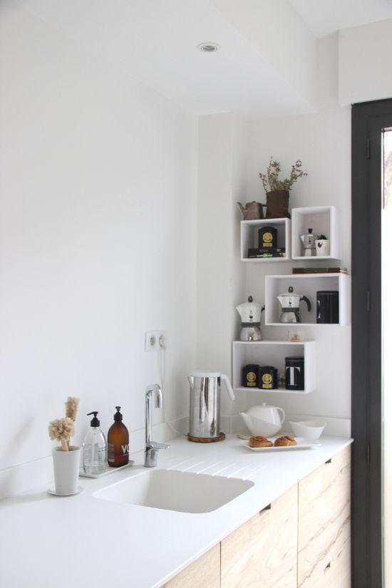 decoracion-cocina-antes-y-despues | DISEÑO | Pinterest | Cocinas ...