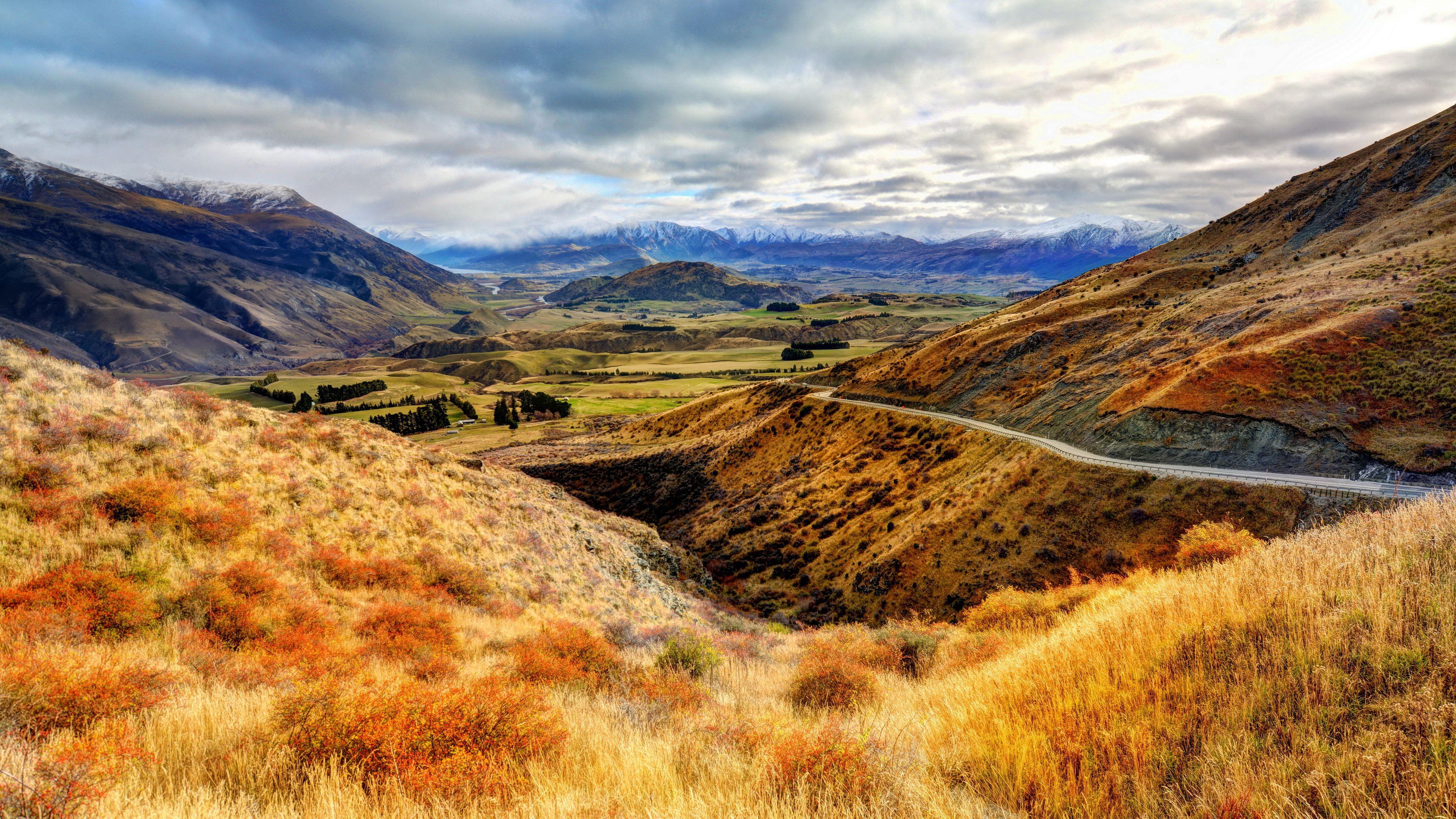 4K Wallpaper Dump New zealand landscape, Scenery, New