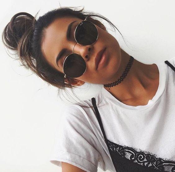 fe7b5cbb4b Selfies en las que saldrías mejor si añadieras unas gafas de sol in ...