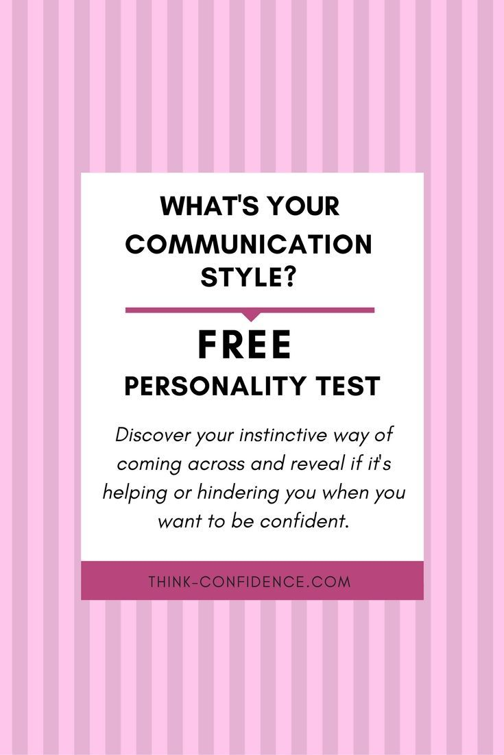 self confidence in communication