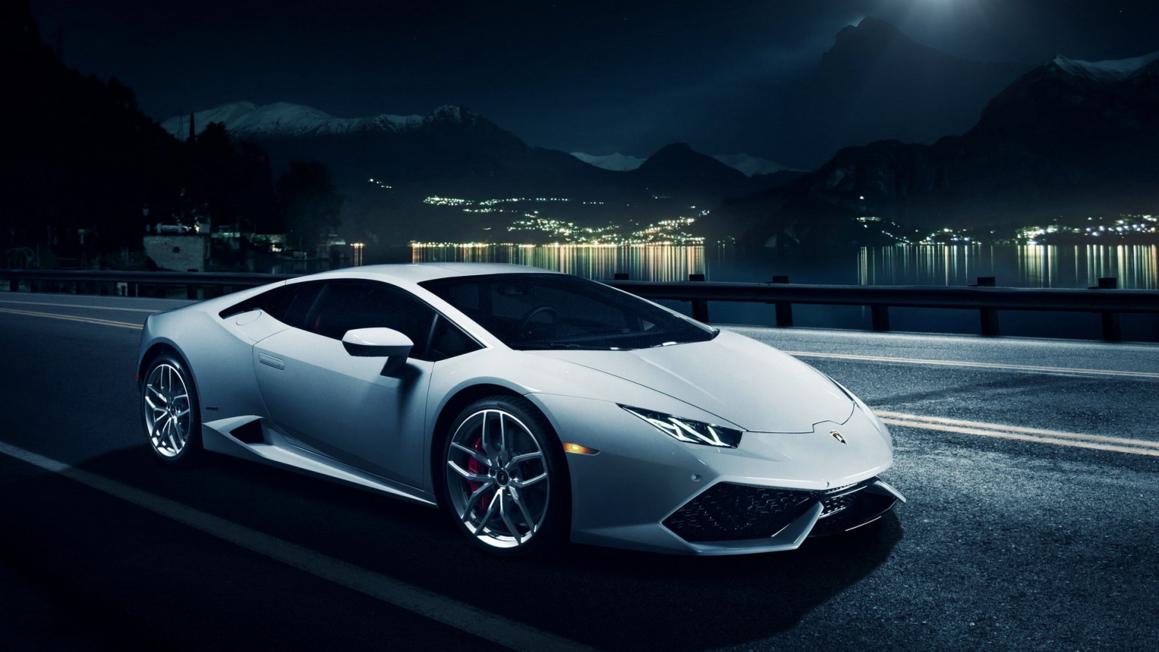 Lamborghini Huracan Full Hd Pictures 3840x2160 With Images