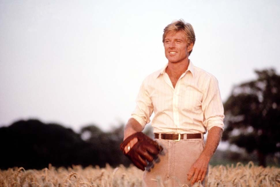 robert redford in ''the natural'' | movies! | pinterest | robert